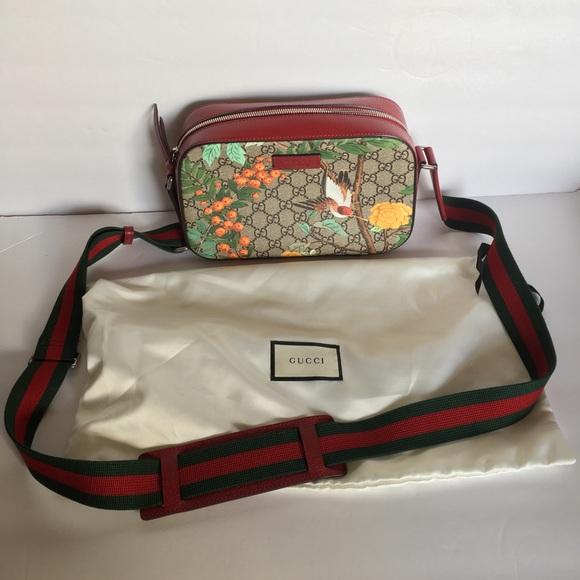 7ea330200 Gucci Bags | Tian Gg Supreme Handbag | Poshmark